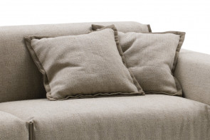 Quadratische Zier- und Ausstattungskissen für Sofas und Betten
