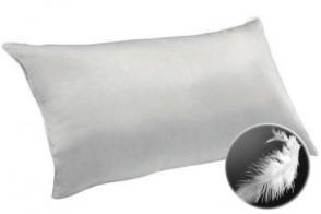 Cuscino per letto in piuma