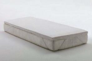 Topper für Matratze in Memory mit speziellen Anti-Milbeneigeschaften