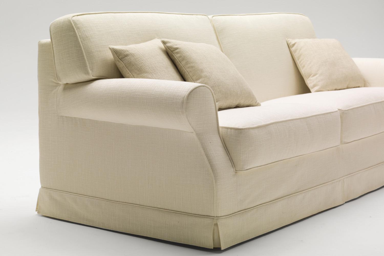 canap italien luxe en plume d 39 oie gordon. Black Bedroom Furniture Sets. Home Design Ideas