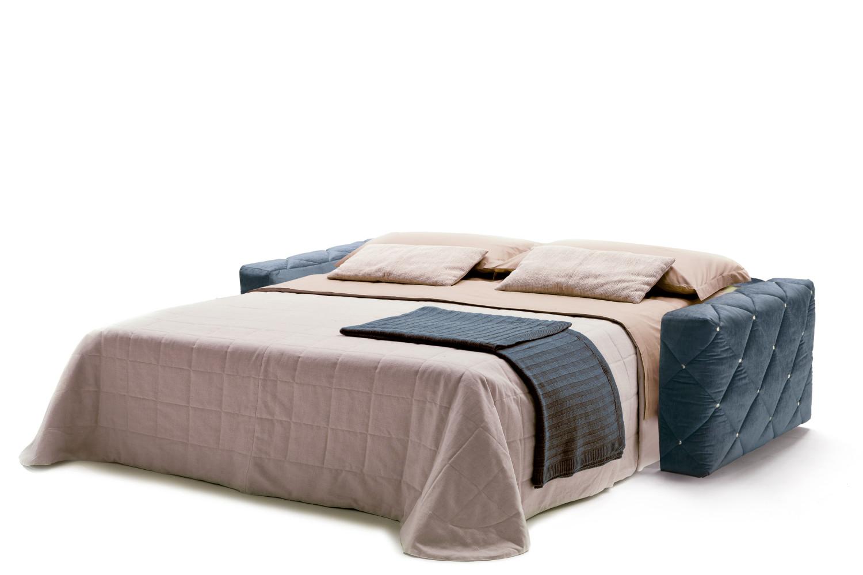 canap convertible capitonn douglas. Black Bedroom Furniture Sets. Home Design Ideas