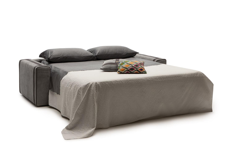 Canap lit couchage quotidien ellington for Convertible 160x200