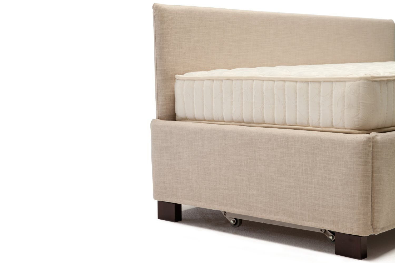 Lit gigogne tiroir avec dossier antigua - Ikea sponde letto ...