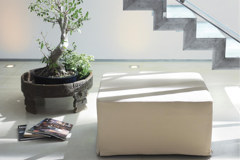 pouf lit d 39 appoint convertible dizzy. Black Bedroom Furniture Sets. Home Design Ideas