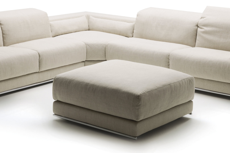 repose pied de salon rectangulaire joe. Black Bedroom Furniture Sets. Home Design Ideas