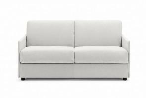 Canapé Stan 2: modèle avec accoudoirs (idéaux pour les petits espaces)