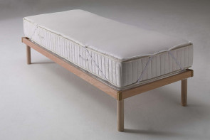 Surmatelas anti-transpiration en fibre Topper Air