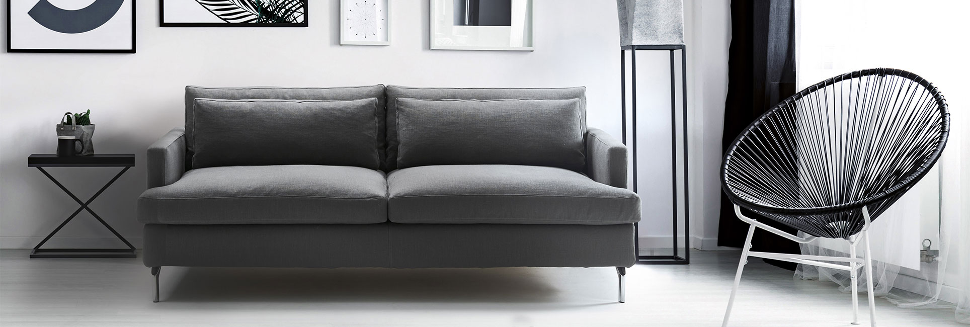 Dave 2 or 3 seat sofa with double bed